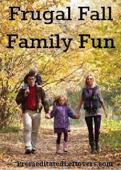 These fun fall activities are perfect for the whole family. They're inexpensive and easy to pull off, so you become mom of the year and your kids learn to love the time spent together!