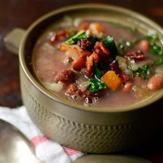 Soups are one of the easiest and most reliable dishes to freeze. And by reliable, I mean that you can come home from work, warm up a bowl of frozen soup, and know without a doubt that it will be delicious. So make a double batch of the soups you love most and freeze some for later with these tips.