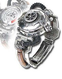 Montre ALCHEMY GOTHIC 'powered entropy calibrator'