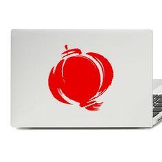 China Red Lantern Laptop Skin Sticker Red Lantern, Laptop Stickers, Laptop Skin, Vinyl Decals, Lanterns, China, Lantern, Porcelain Ceramics, Porcelain