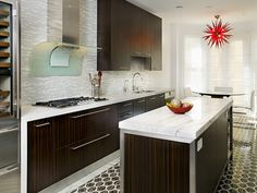 Contemporary Kitchens from Erica Islas on HGTV