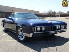 1967 Buick Riviera 430CID 7.0L V8 3 Speed Automatic For Sale | Detroit, Michigan | DET 655