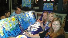 Great time at URBN St. Brewing with beer, paint, food, and music! Thank you to everyone that attended this wonderful event. Enjoy the photos and don't forget to tag yourself & your friends. See you all again soon at another Paints Uncorked event! #HappyHourPaint   #Wine   #Beer   #food   #music   #URBN