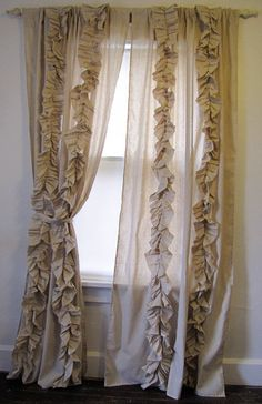 love love LOVE these curtains!