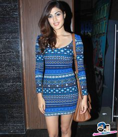 Rhea Chakraborty Picture Gallery image # 295501 at Hawaizaada Premiere containing well categorized pictures,photos,pics and images. Indian Celebrities, Bollywood Celebrities, Bollywood Actress, Famous Actors List, Beautiful Girl Indian, First Girl, Bollywood Stars, India Beauty, Hot Actresses