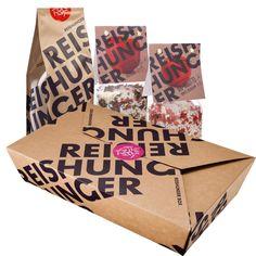 REISHUNGER Risotto Box - Risotto Vielfalt in der Reishunger (Geschenk)-Box #reishunger #risotto #box #gift