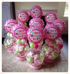 Balloon Basket, Baby Balloon, Balloon Gift, Balloon Ideas, Balloon Decorations Party, Balloon Company, Balloon Shop, Balloon Flowers, Balloon Bouquet