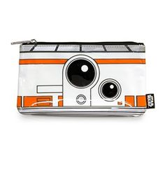 Loungefly x Star Wars: The Force Awakens BB-8 Coin/Cosmetic Bag