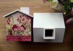 House for tissue