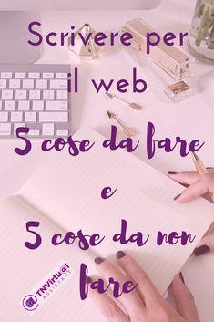 Bacheca su e Social Media Marketing, Digital Marketing, Financial Tips, Copywriting, Writing Tips, Problem Solving, Storytelling, Improve Yourself, Web Design