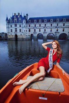 Miss France 2018.