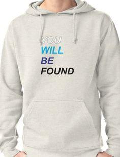 Dear Evan Hansen Long Sleeve Teen Boys Girls Big Boys Girls Sweatshirts
