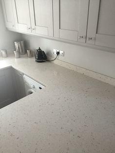 Silestone Quartz Worktop Blanco River Home Dining