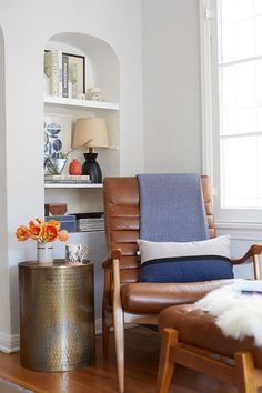 How To Style A Reading Nook