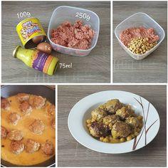 """Gefällt 0 Mal, 1 Kommentare - step by step cooking (@spoonfulofcooking) auf Instagram: """"#Erdnuss- #Hackbällchen in @eisbluemerl_naturkost #Mandelsauce #indisch. #Hackfleisch #Frikadelle…"""""""