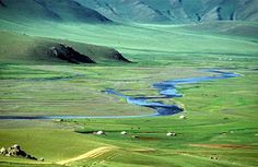 """Orkhon Valley, Mongolia: """"The Orkhon Valley was listed in 2004 by UNESCO (www.unesco.org) as one of its two World Heritage Sites in Mongolia; the other is the Great Lakes Area in Uvs Aimag."""" Mongolia: the Bradt Guide; www.bradtguides.com"""