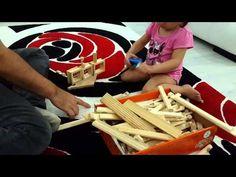 METRE İLE ÖLÇME | Montessori Çocuk Etkinlikleri