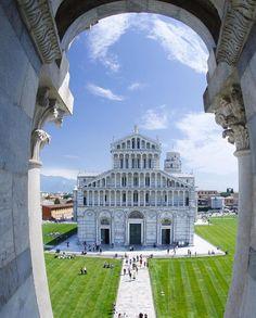 Basílica de Pisa, Pisa, Itália