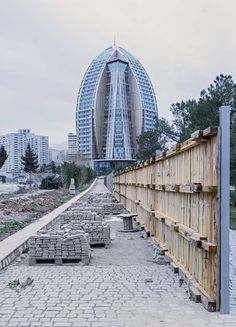 The Trump Tower Baku never opened. Trump partnered with an Azerbaijani family that U.S. officials called notoriously unethical.