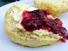 Belleau Kitchen: scone