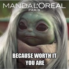 Yes, yes. Baby Yoda in - memes Yes, yes. Baby Yoda in - memes Star Wars Witze, Star Wars Jokes, Stupid Funny Memes, Funny Relatable Memes, Hilarious, Funny Bio, Yoda Meme, What Is Digital, Workout Memes