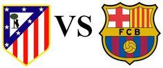 مشاهدة مباراة برشلونة وأتلتيكو مدريد
