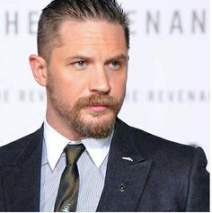 "Tom Hardy at the premiere of ""The Revenant"" - Los Angeles, Dec. 16th 2015"