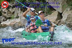 Photo7 - Photos de la descente de l'Ardèche en canoë