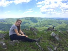 Beautiful views from Vysoká, Little Carpathians