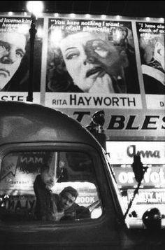 LOS ANGELES - 1959.  Rene Burri / Magnum Photos