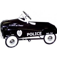 Check out the InSTEP 14-PC200 Police Pedal Car  priced at $139.99 at Homeclick.com.