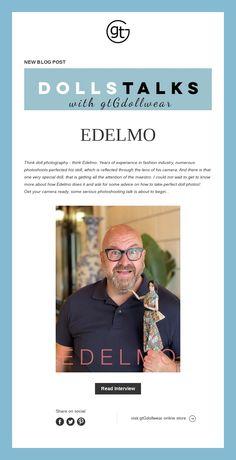 Dolls Talks with Edelmo