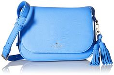 Women's Cross-Body Handbags - kate spade new york Orchard Street Penelope Cross Body Alice Blue One Size ** Check this awesome product by going to the link at the image.