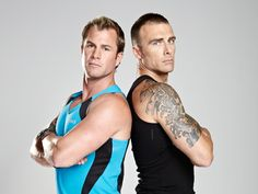 The Biggest Loser The Commando and Shannan