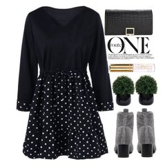 """""""~ONE~"""" by amethyst0818 ❤ liked on Polyvore featuring Lux-Art Silks"""
