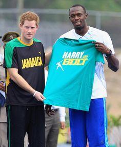 Prince Harry Photos - Prince Harry Tours Jamaica To Mark Queen Elizabeth II's Diamond Jubilee - Zimbio