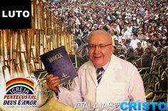 Falece Missionário David Miranda - Fundador da Igreja Pentecostal Deus É Amor ( IPDA )   Atalaias De Cristo