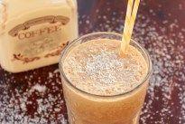 Skinny Vegan Coffee Milkshake - The Petite Cook | The Petite Cook
