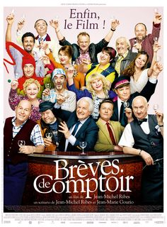 Brèves de comptoir - Soûlant ! Site Pour Film, Films Hd, Jean Marie, French Movies, Version Francaise, Jean Michel, Film Posters, Great Movies, I Movie