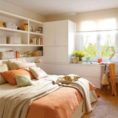 10 ideas geniales para dormitorios reales