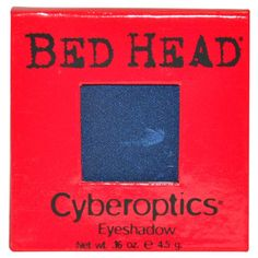 TIGI Bed Head Cyberoptics Eyeshadow-Navy for Women, 0.16 Ounce * You can get additional details at the image link.