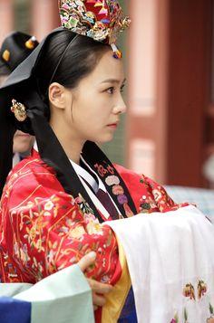 Wedding Dress Hanbok from Princess' Man