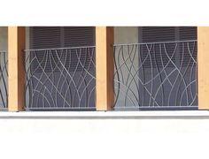 cr ation porte grille en fer forg sur mesure mod le eva pinterest. Black Bedroom Furniture Sets. Home Design Ideas
