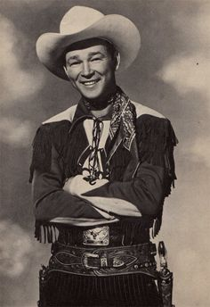 ~ Roy Rogers ~ One of the very best....