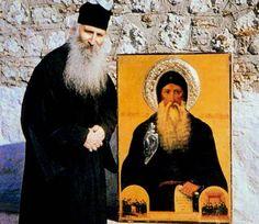 Elder Iakovos Tsalikis, during WWII he and many of his fellow villagers were… Miséricorde Divine, Saint Barbara, Village People, Orthodox Christianity, Orthodox Prayers, Byzantine Icons, Orthodox Icons, Spiritual Life, Religious Art