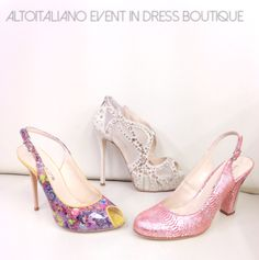 Altoitaliano madeinitaly #fashionnetwork, ambra zavatta, bags, event Dress Boutique Reggio Emilia, fashion blogger, fiorangelo, marilla way...#NETWORK #boutique #shoes #stores #fashionblogger #fashion #dress #bags #cool #coolhunting @ALTOITALIANO #shoes #accessories  #arty #pink #colors #colorful #black #fashionblog #fashionwebsite #fashionmarketing