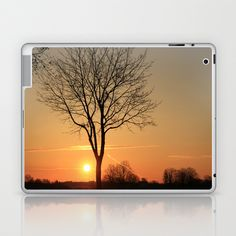 Amazing Sunrise Laptop & iPad Skin by Angelika Kimmig - $25.00