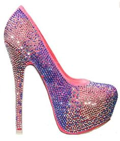 Sparkly shoes!