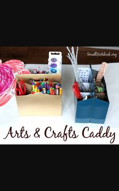 All you need is boxes and card board instead of buying it from the shops Desk Tidy Diy, All You Need Is, Arts And Crafts, Boxes, Shops, Cards, Gifts, Stuff To Buy, Crates