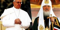 Reunification Rumors Swirl As Pope Francis Makes Overtures To Russian Orthodox Patriarch Kirill. The one world religion serves the evil one Baal.